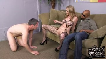 Allie James - Cuckold Sessions