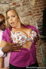 Amber Lynn Bach - Blacks On Cougars (Thumb 14)
