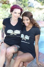 Anna Bell Peaks and September Reign - Zebra Girls (Thumb 02)