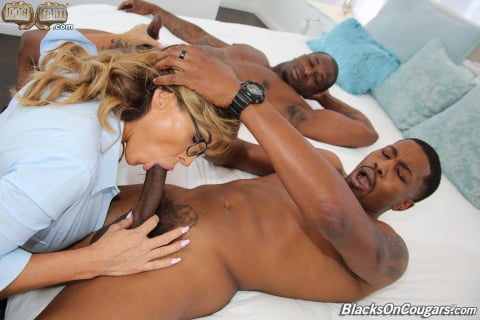 Dogfart '- Blacks On Cougars' starring Aubrey Black (Photo 16)