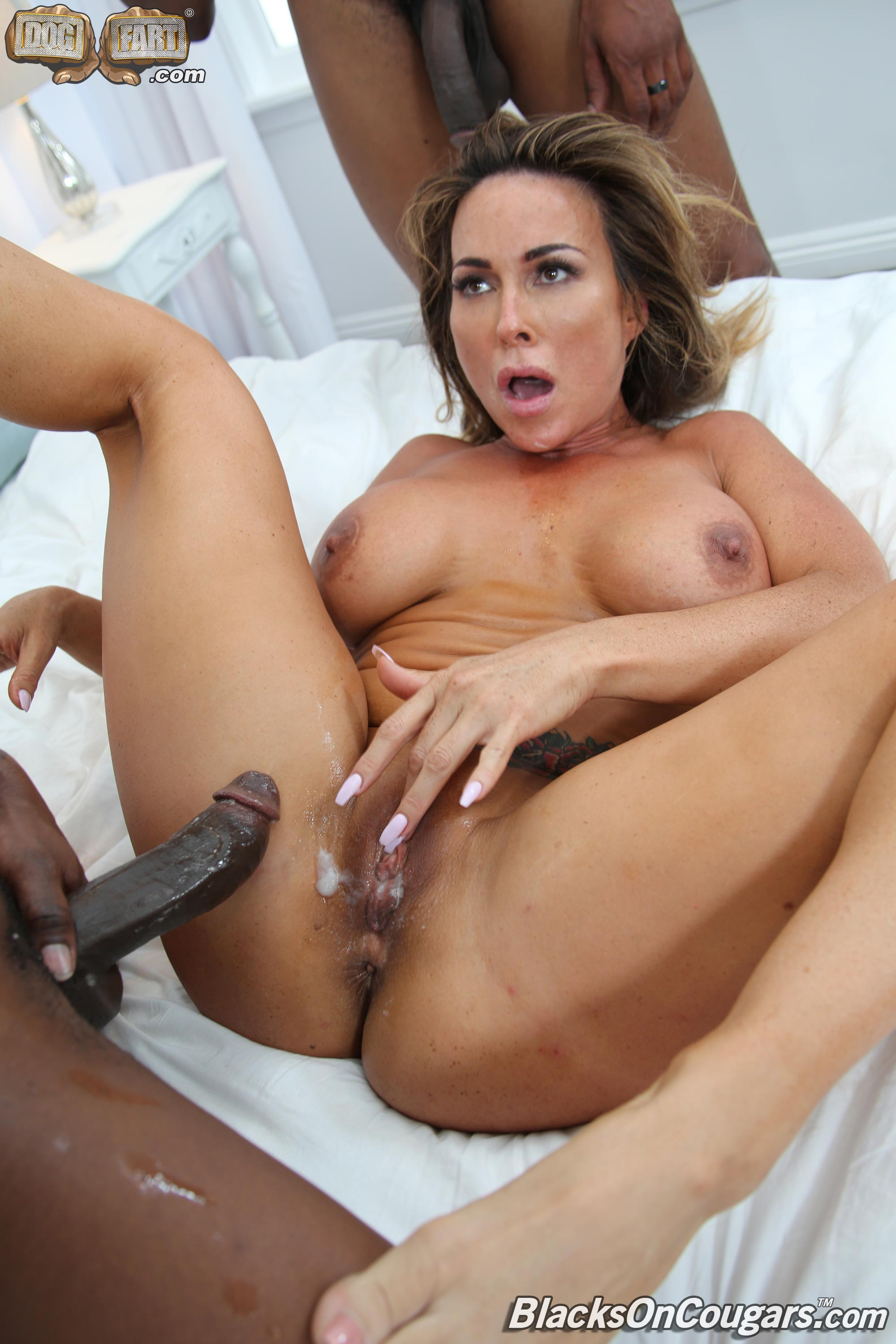 Dogfart 'Aubrey Black - Blacks On Cougars' starring Aubrey Black (photo 28)