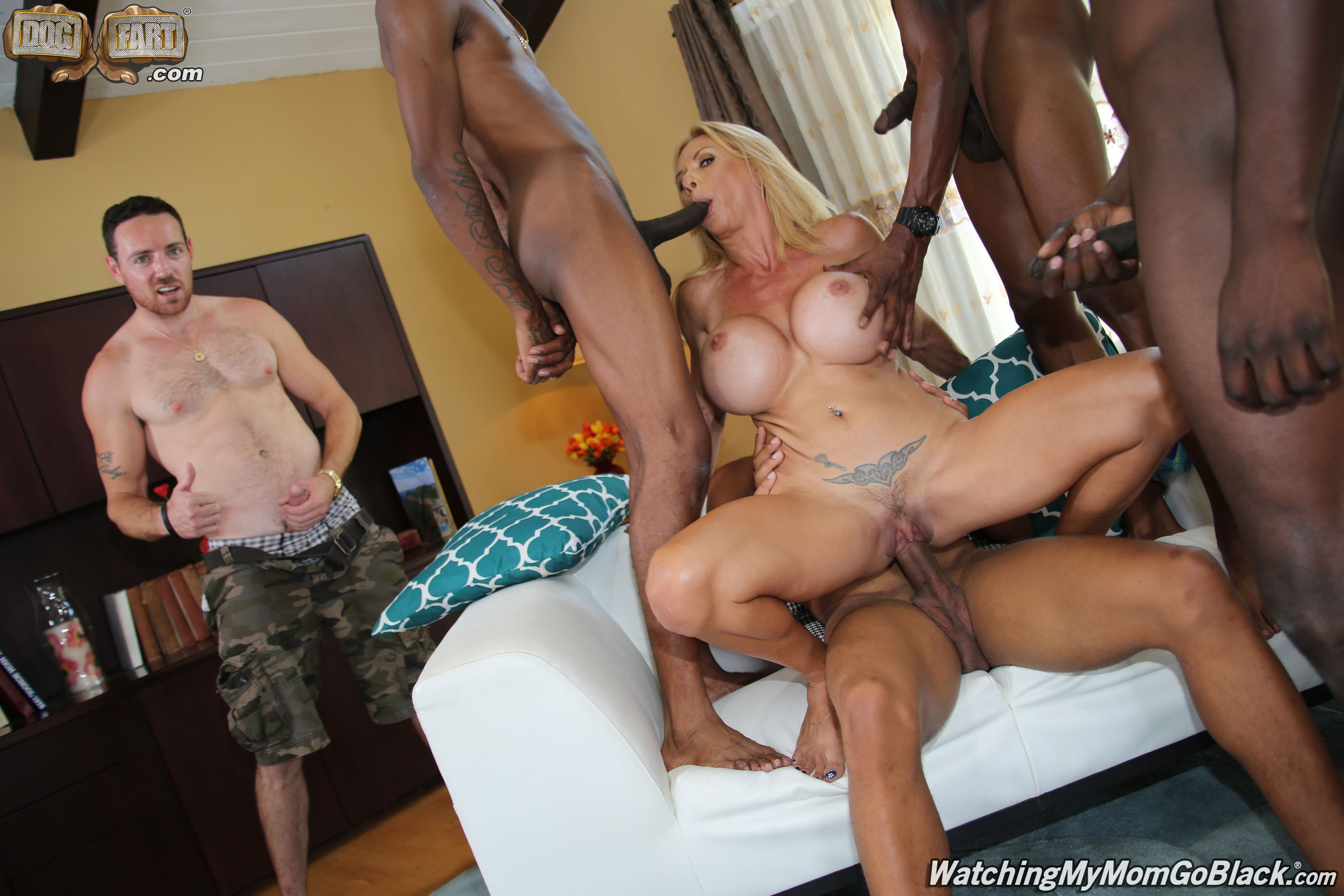 Dogfart 'Brooke Tyler - Watching My Mom Go Black' starring Brooke Tyler (photo 17)