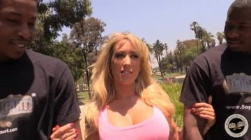Capri Cavanni - Blacks On Blondes