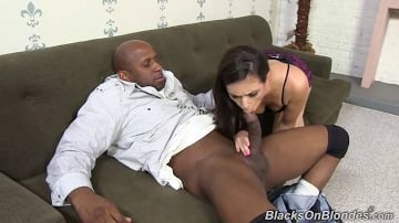 Casey Calvert - Blacks On Blondes