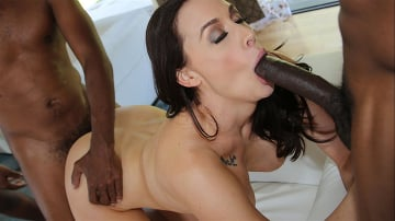 Chanel Preston - Blacks On Blondes - Scene 3