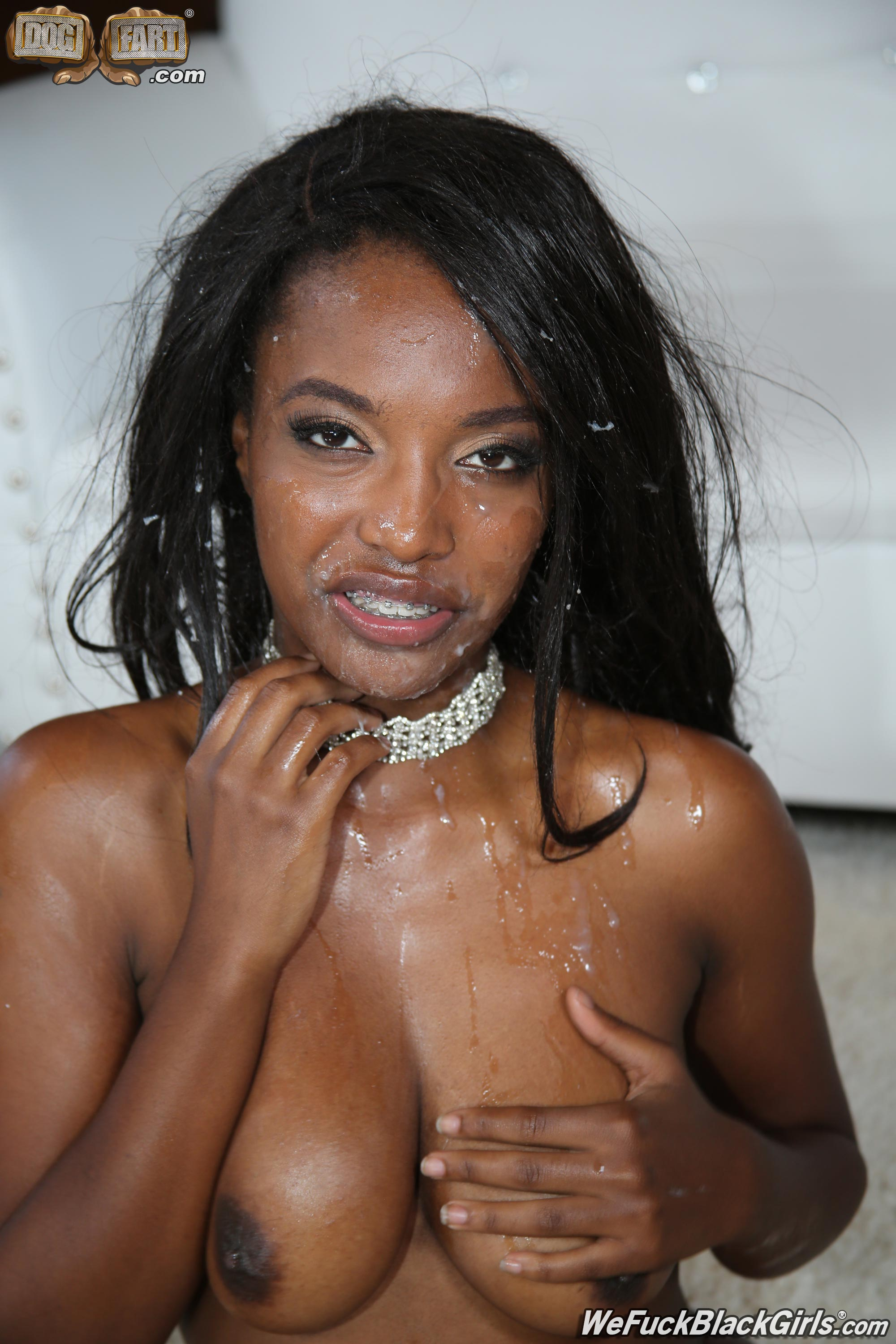Dogfart 'Daya Knight - We Fuck Black Girls - Scene 2' starring Daya Knight (photo 30)