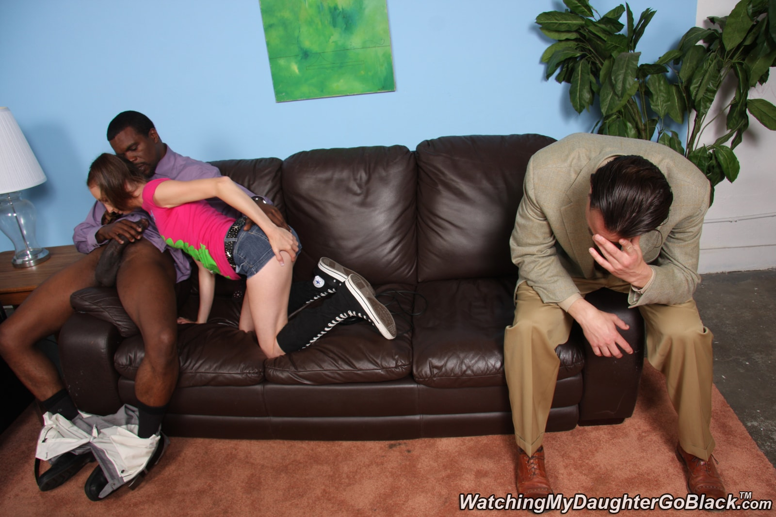 Dogfart 'Emma Luvgood - Watching My Daughter Go Black' starring Emma Luvgood (photo 13)
