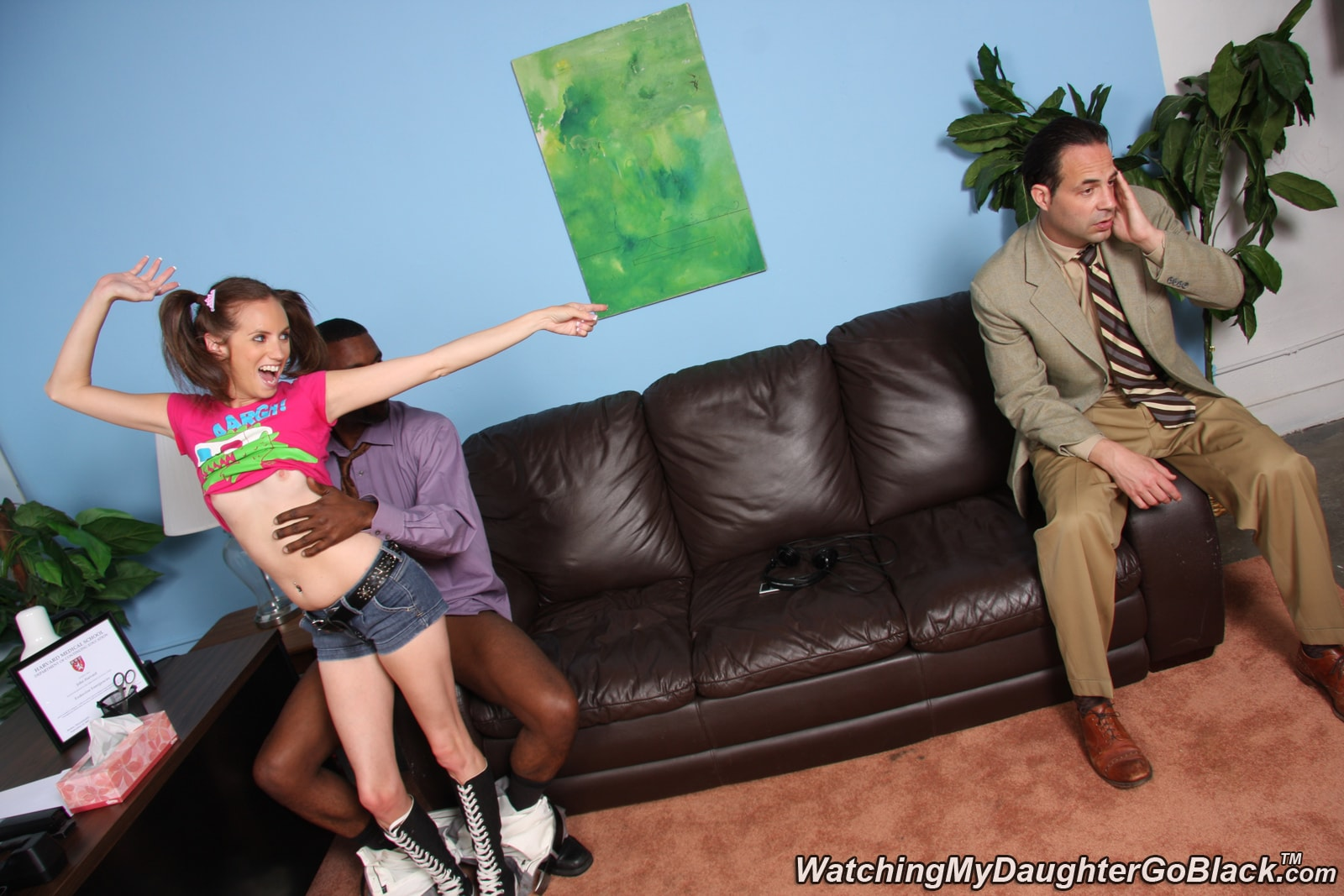 Dogfart 'Emma Luvgood - Watching My Daughter Go Black' starring Emma Luvgood (photo 15)