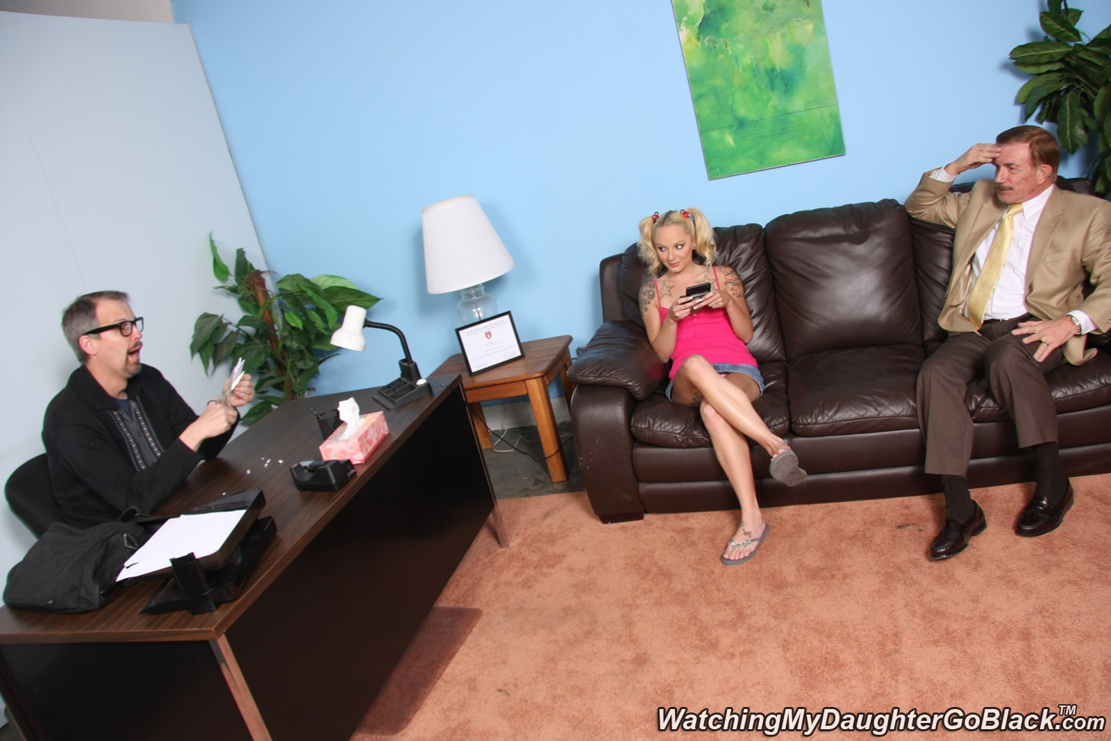 Dogfart 'Faye Runaway - Watching My Daughter Go Black' starring Faye Runaway (photo 3)