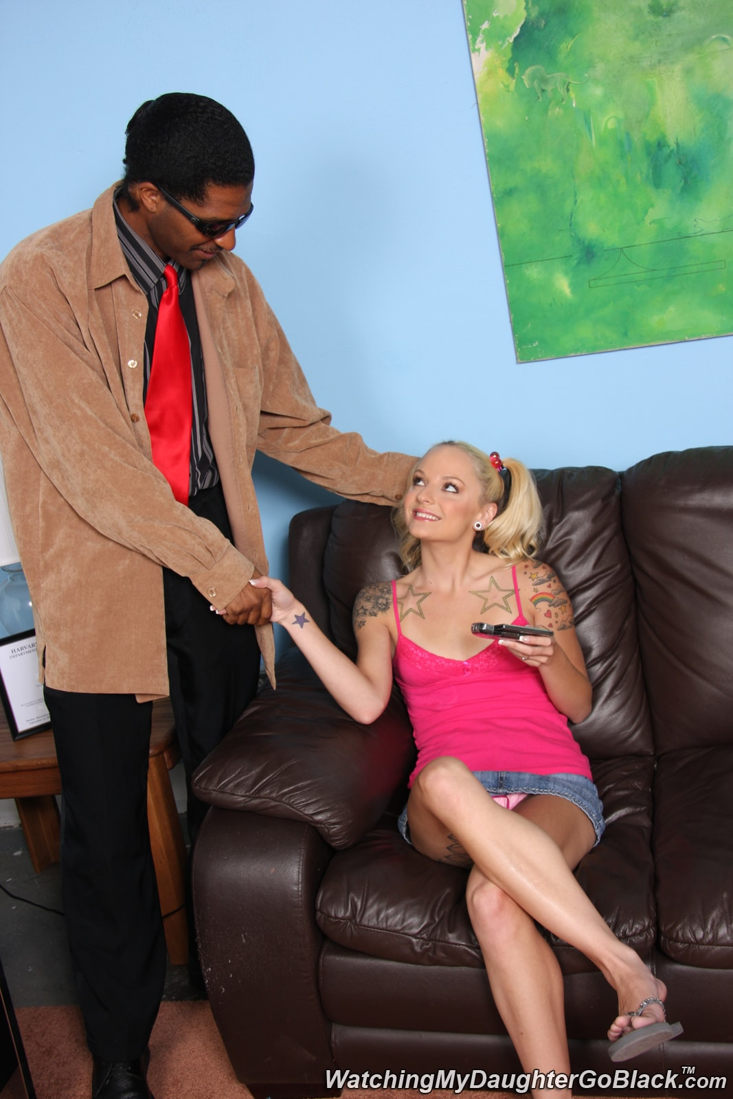 Dogfart 'Faye Runaway - Watching My Daughter Go Black' starring Faye Runaway (photo 4)