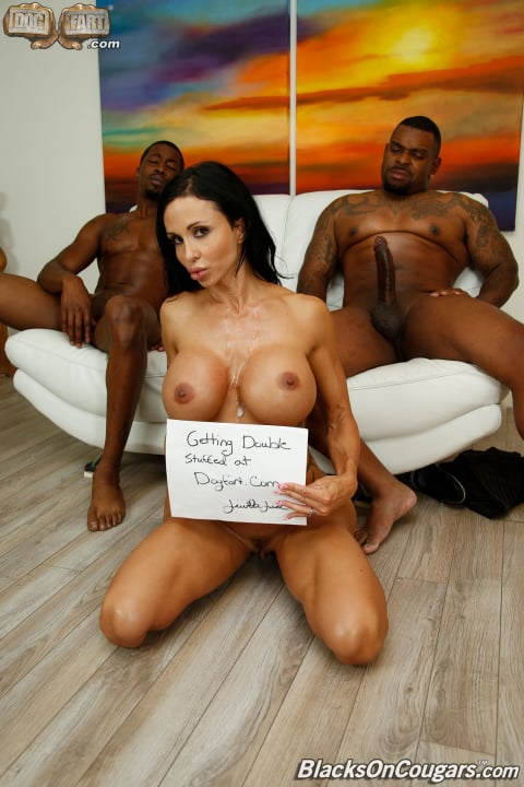 Dogfart '- Blacks On Cougars' starring Jewels Jade (Photo 30)