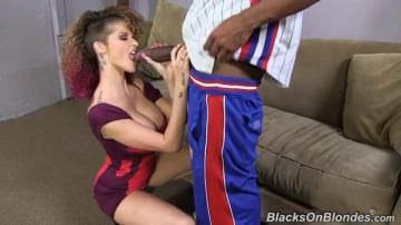 Joslyn James - Blacks On Blondes