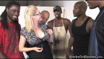 Katie Kox - Blacks On Blondes