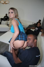 Kenzie Taylor - Interracial Blowbang (Thumb 06)