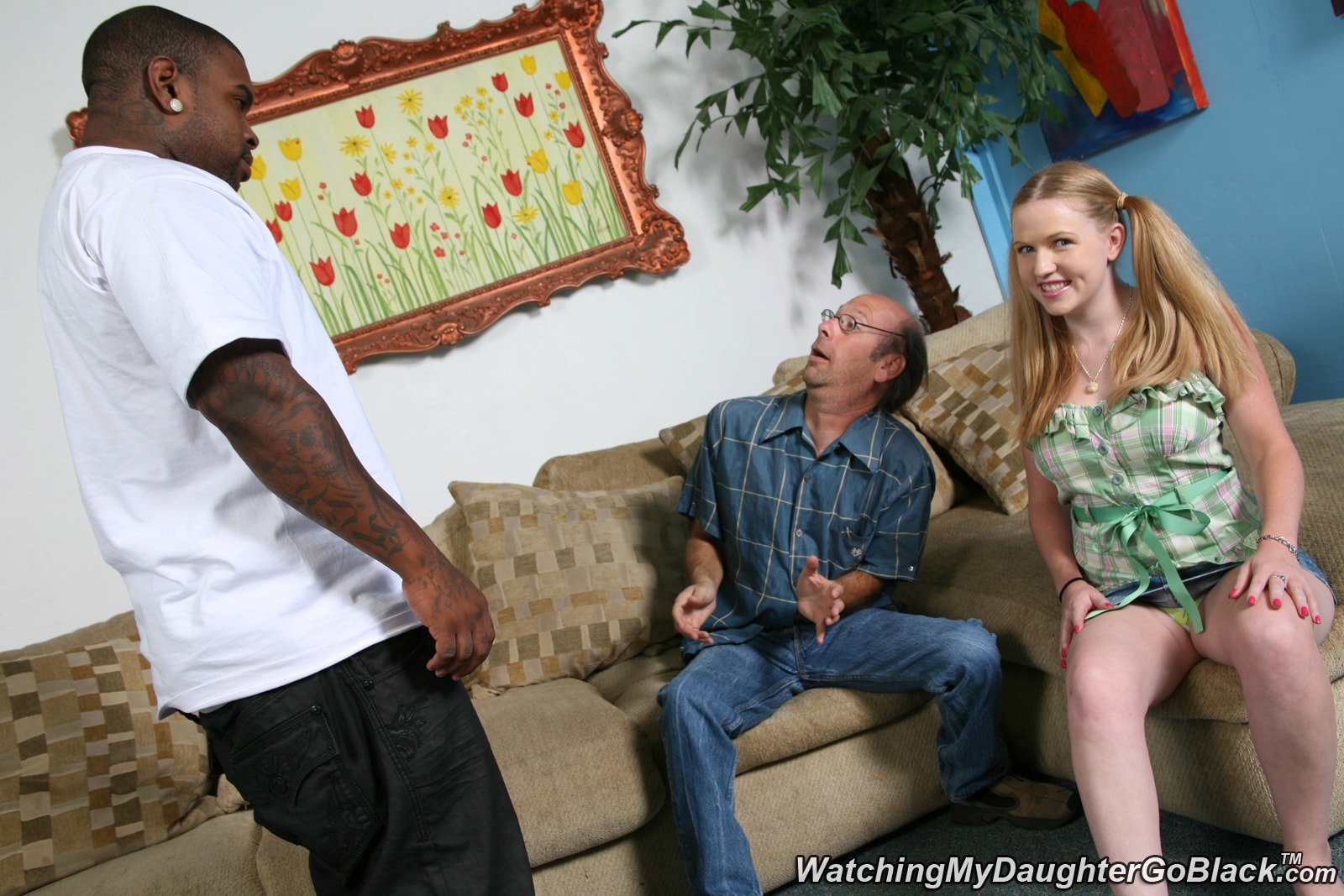 Dogfart 'Laci Laine - Watching My Daughter Go Black' starring Laci Laine (photo 2)