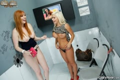 Lauren Phillips and Sara St Clair - Glory Hole (Thumb 07)