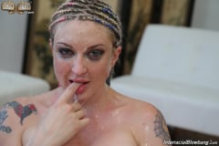 Leya Falcon - Interracial Blowbang (Thumb 29)