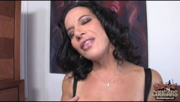 Melissa Monet - Blacks On Cougars