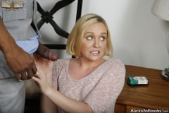 Miley May and Monique Symone - Blacks On Blondes (Thumb 07)