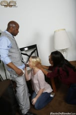 Miley May and Monique Symone - Blacks On Blondes (Thumb 08)