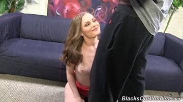Monica Rise - Blacks On Blondes