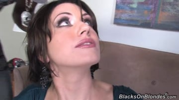 Sarah Shevon - Blacks On Blondes
