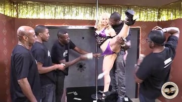 Sarah Vandella - Blacks On Blondes - Scene 2