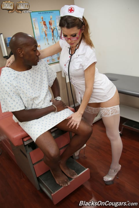 Dogfart '- Blacks On Cougars' starring Sky Rodgers (Photo 2)