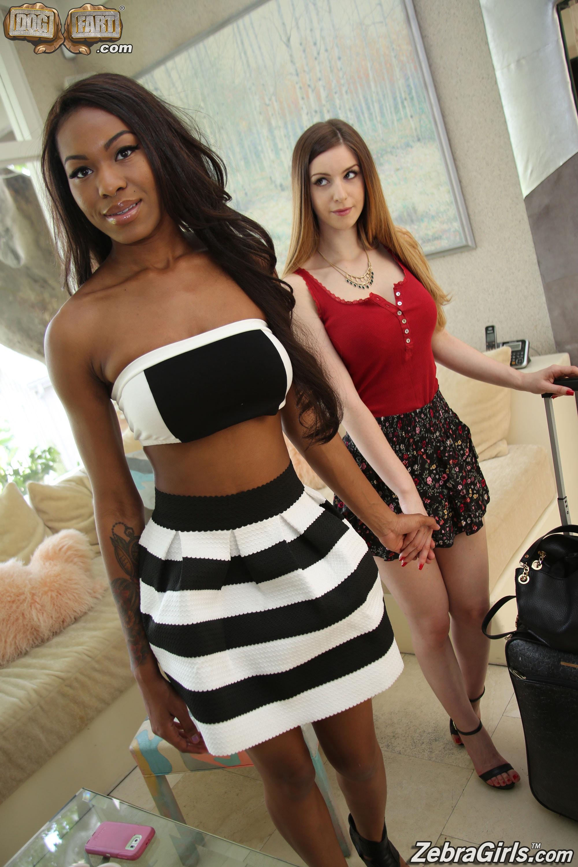 Black lesbian seduce