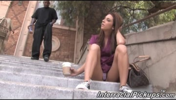 Stephanie Cane - Interracial Pickups
