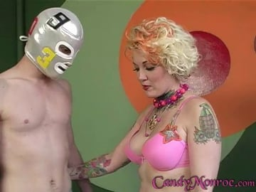 Tone and David - Candy Monroe