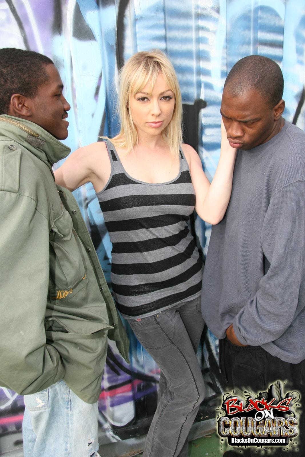 Dogfart '- Blacks On Cougars' starring Adrianna Nicole (Photo 1)