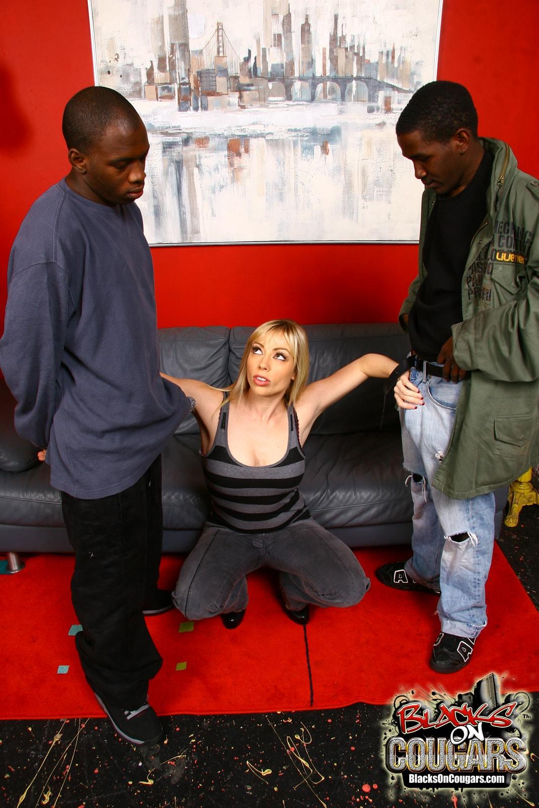 Dogfart '- Blacks On Cougars' starring Adrianna Nicole (Photo 5)