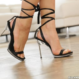 Aidra Fox in 'Dogfart' - Black Meat White Feet (Thumbnail 1)