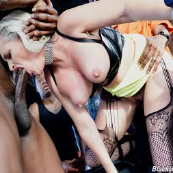Alena Croft in 'Dogfart' - Blacks On Blondes - Scene 3 (Thumbnail 9)