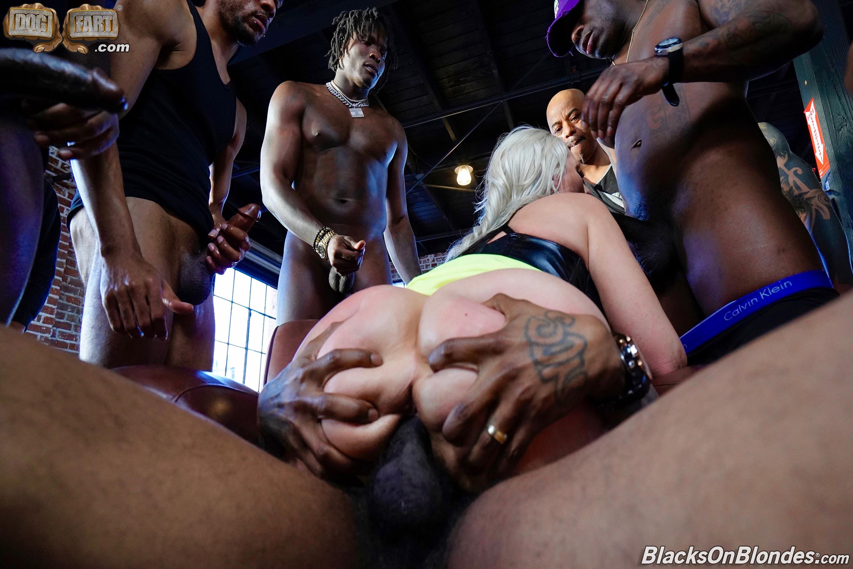 Dogfart '- Blacks On Blondes - Scene 3' starring Alena Croft (Photo 12)