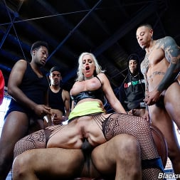 Alena Croft in 'Dogfart' - Blacks On Blondes - Scene 3 (Thumbnail 14)