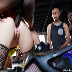 Alena Croft in 'Dogfart' - Blacks On Blondes - Scene 3 (Thumbnail 18)