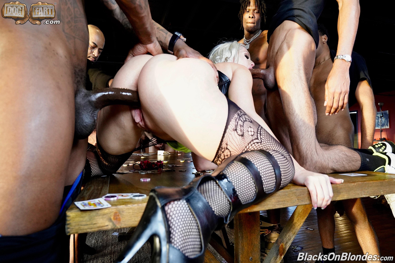 Dogfart '- Blacks On Blondes - Scene 3' starring Alena Croft (Photo 20)