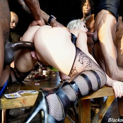 Alena Croft in 'Dogfart' - Blacks On Blondes - Scene 3 (Thumbnail 20)