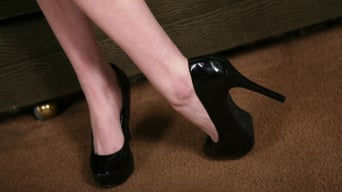 Allie James in '- Black Meat White Feet'