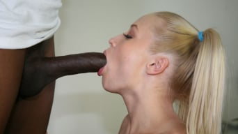 Alyssa Branch in '- Blacks On Blondes'