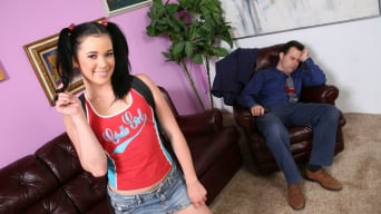 Amy Starz in '- Watching My Daughter Go Black'