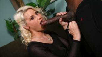 Anikka Albrite in '- Blacks On Blondes'