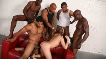 Ashlynn Leigh in '- Blacks On Blondes'