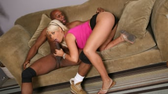 Bridgette B in '- Blacks On Blondes'