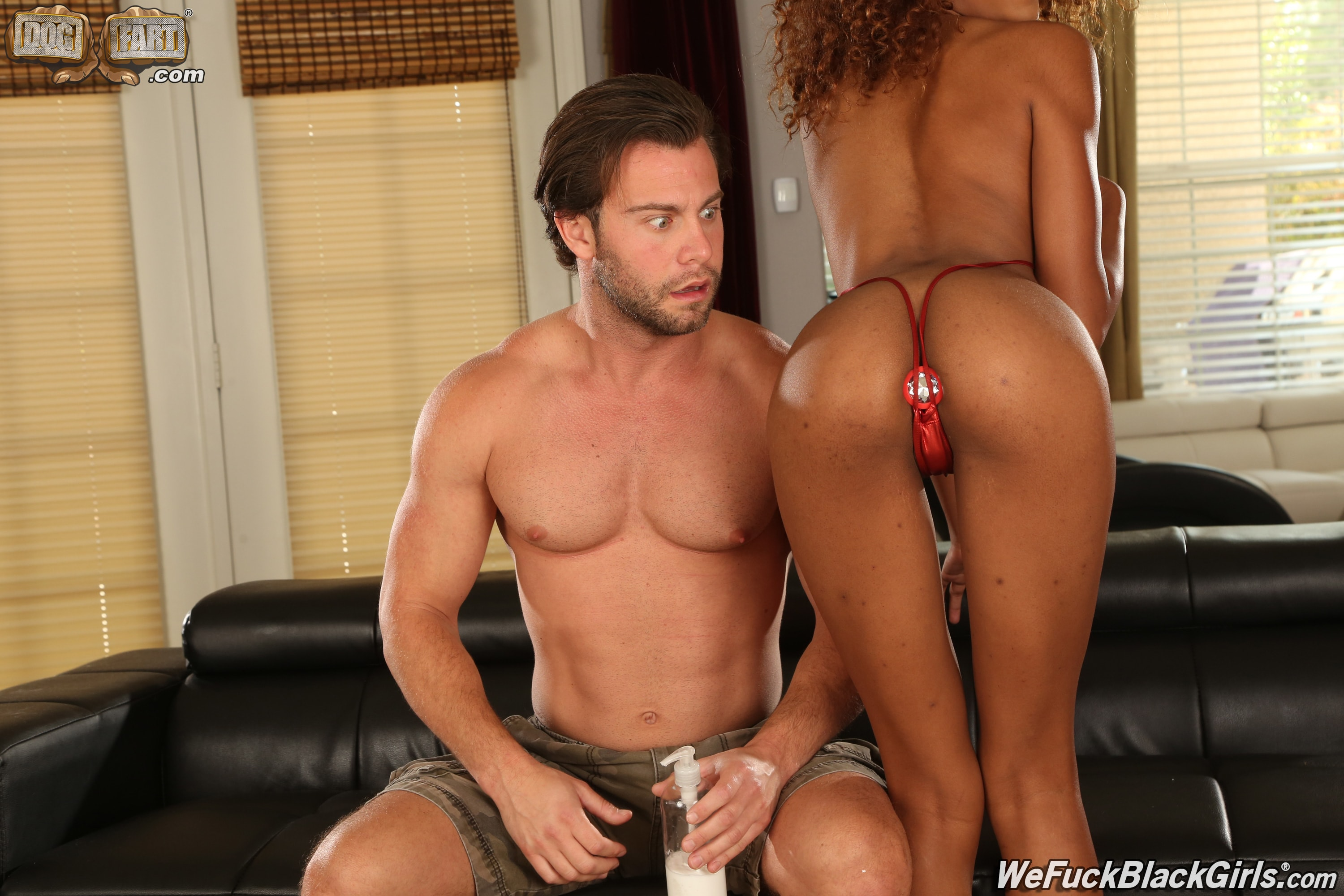 Dogfart '- We Fuck Black Girls' starring Brixley Benz (Photo 3)