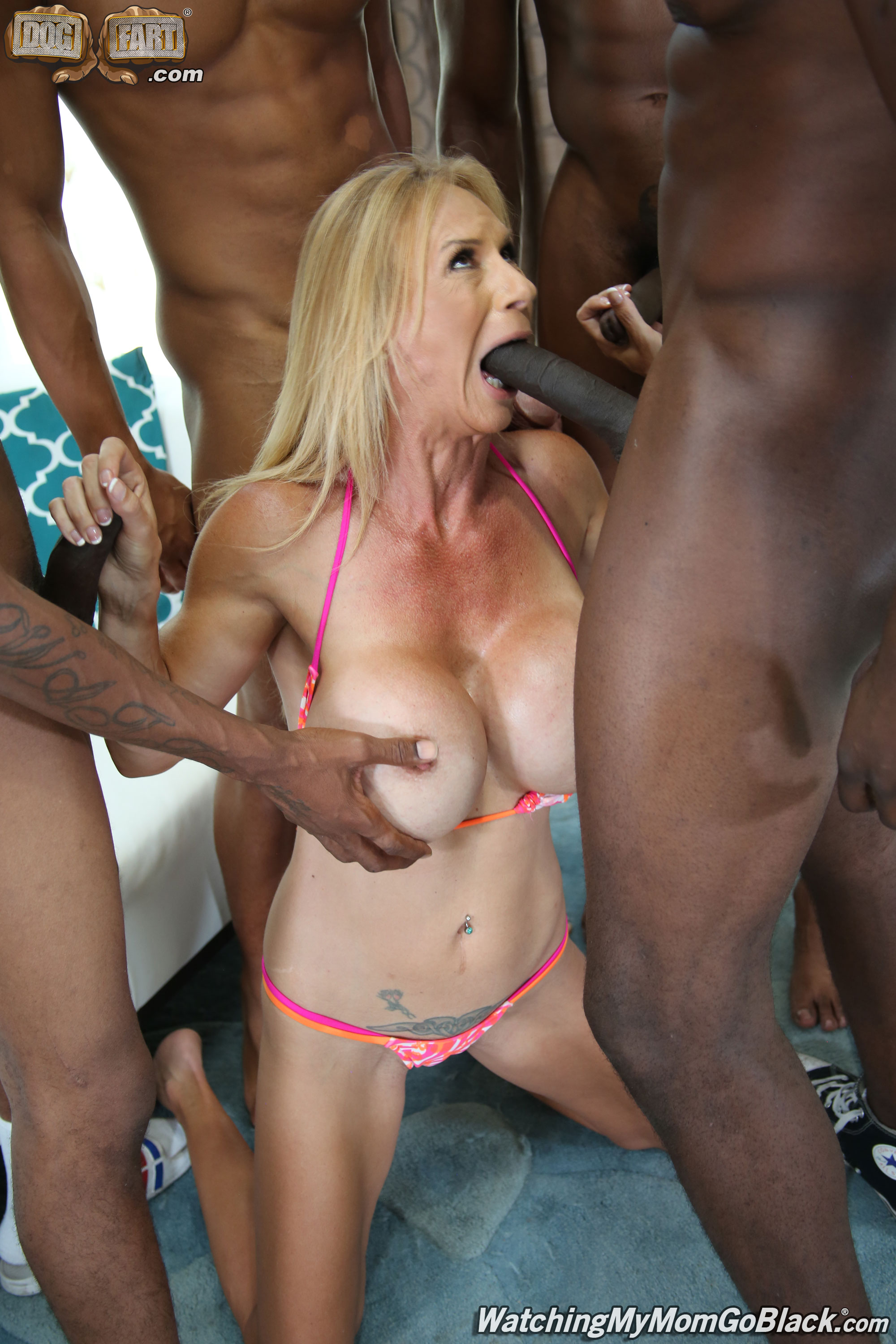 Gangbang my husband