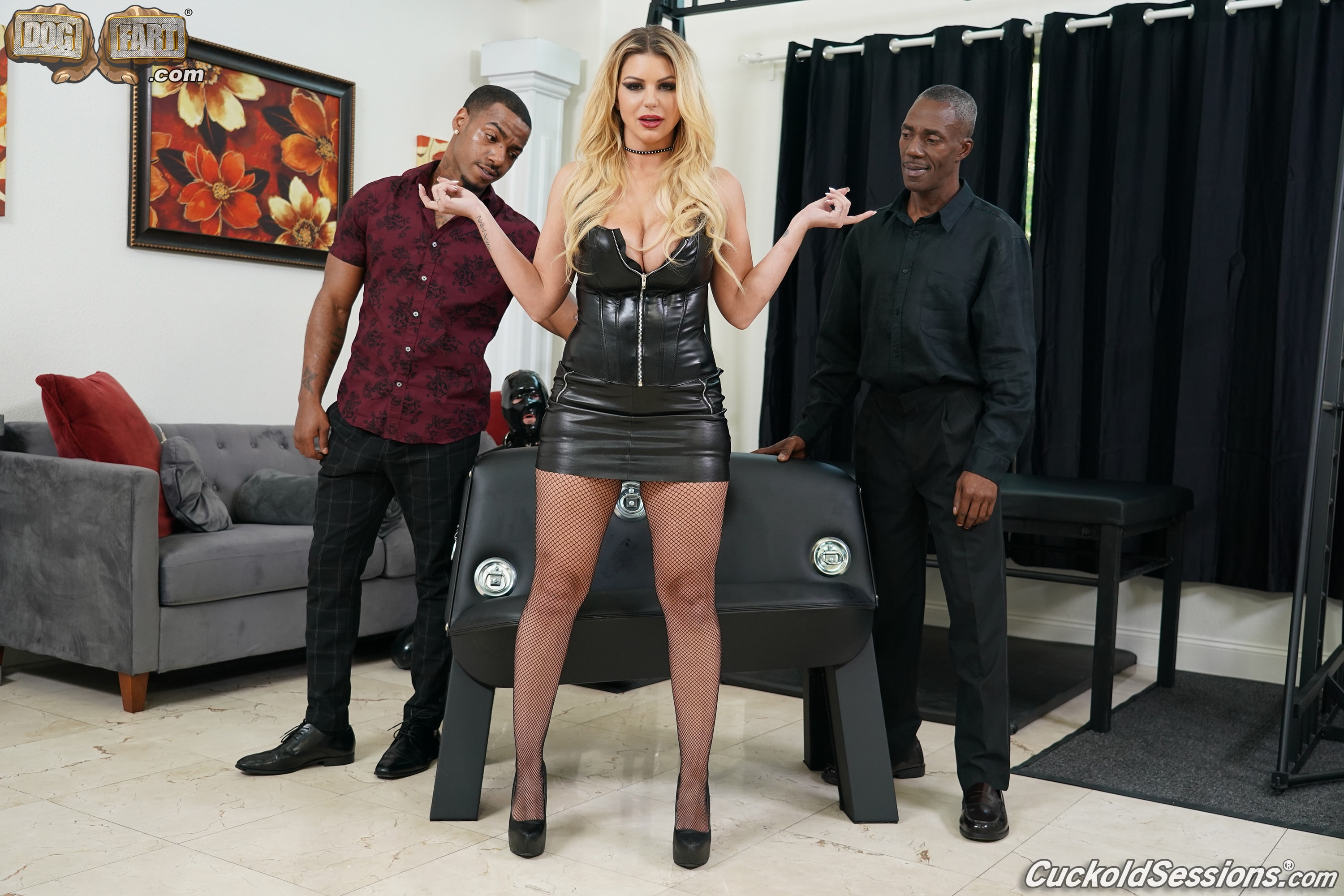 Dogfart '- Cuckold Sessions - Scene 4' starring Brooklyn Chase (Photo 10)