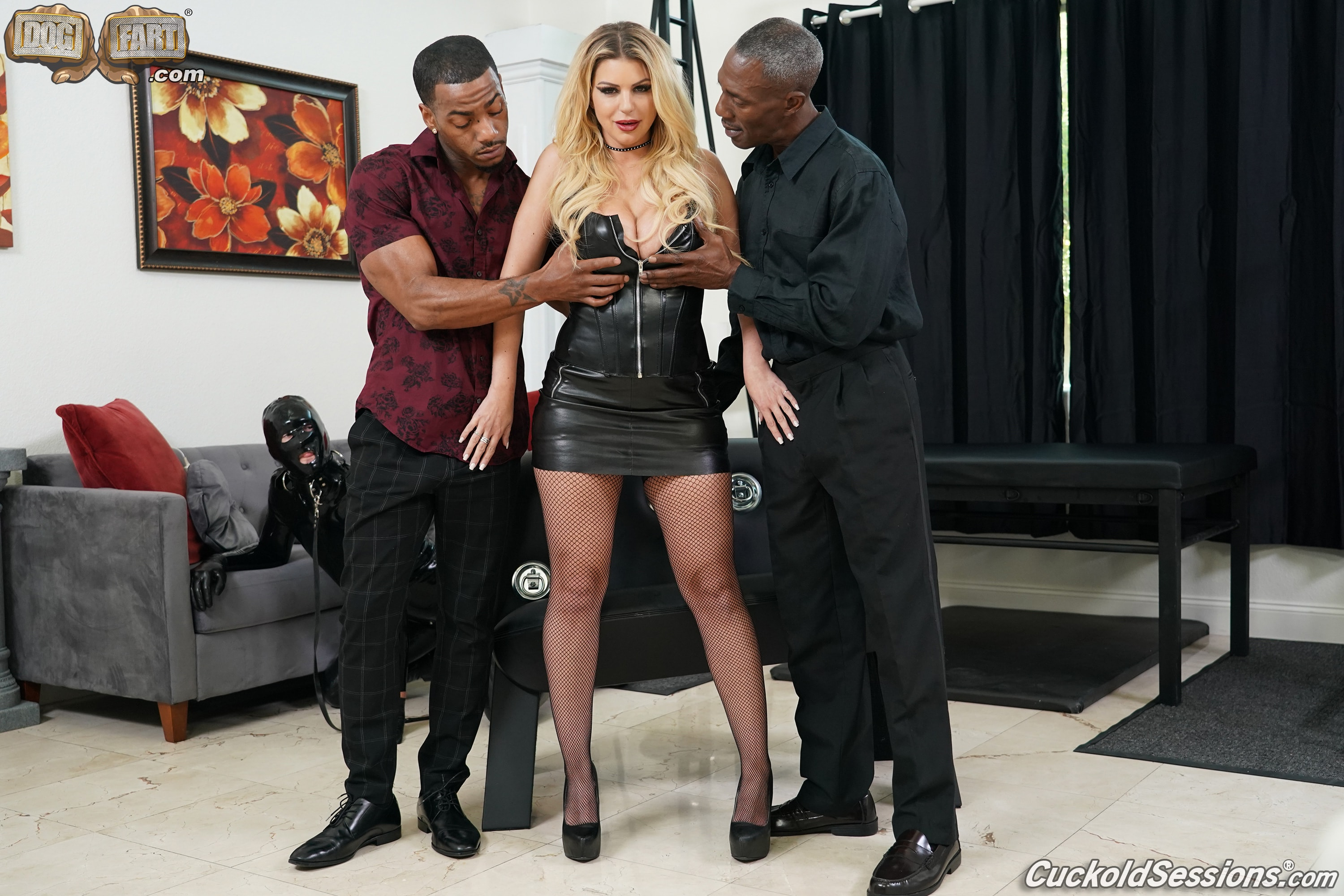 Dogfart '- Cuckold Sessions - Scene 4' starring Brooklyn Chase (Photo 11)